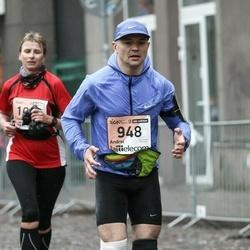 The 25th Lattelecom Riga marathon - Andrei Savitski (948)