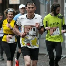 The 25th Lattelecom Riga marathon - Andris Osmanis (1219)