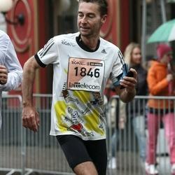 The 25th Lattelecom Riga marathon - Emanuele Guiducci (1846)