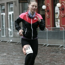 The 25th Lattelecom Riga marathon - Anete Skrastiņa (807)