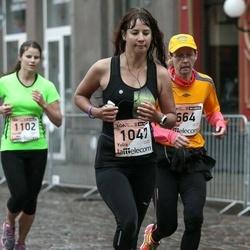 The 25th Lattelecom Riga marathon - Yulia Shygorina (1047)