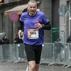 The 25th Lattelecom Riga marathon - Frank Hoffmann (504)