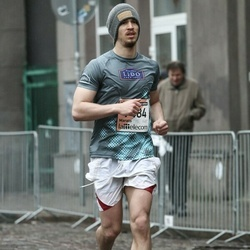 The 25th Lattelecom Riga marathon - Marats Timofejevs (1484)