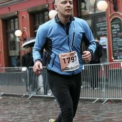 The 25th Lattelecom Riga marathon - Kristaps Balodis (1797)
