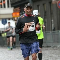 The 25th Lattelecom Riga marathon - Kaspars Zaķis (1750)