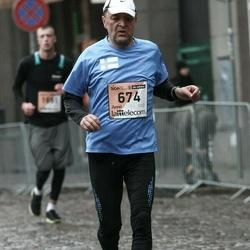 The 25th Lattelecom Riga marathon - Jussi Rautiainen (674)