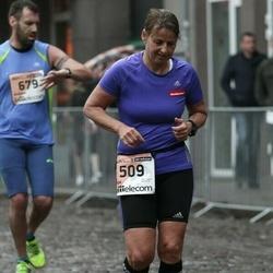 The 25th Lattelecom Riga marathon - Anja Sucksdorf (509)