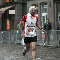 The 25th Lattelecom Riga marathon - Pawel Ruszniak (1411)