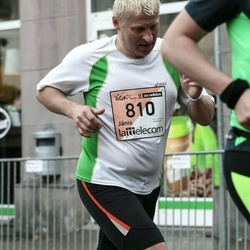 The 25th Lattelecom Riga marathon - Jānis Avens (810)