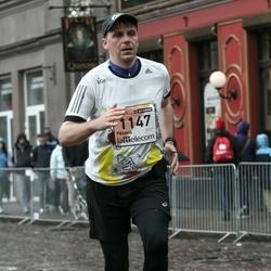 The 25th Lattelecom Riga marathon - Pēteris Skorovs (1147)