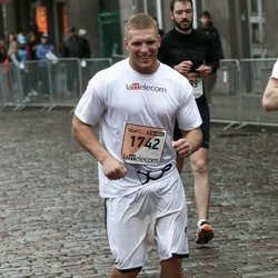 The 25th Lattelecom Riga marathon - Jānis Virsnītis (1742)