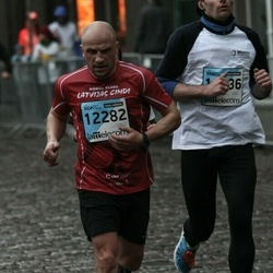 The 25th Lattelecom Riga marathon - Andris Rožudārzs (11736), Raimonds Jekševičs (12282)