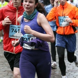 The 25th Lattelecom Riga marathon - Agnese Dimbira (9211)