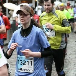 The 25th Lattelecom Riga marathon - Agnija Bikaviņa (13211)