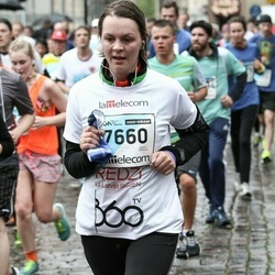 The 25th Lattelecom Riga marathon - Ilona Romanovska (7660)