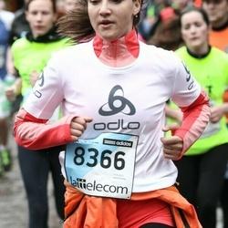The 25th Lattelecom Riga marathon - Alise Rozniece (8366)