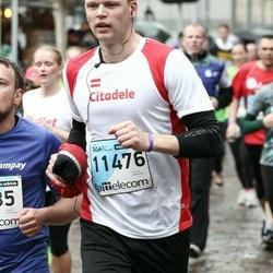 The 25th Lattelecom Riga marathon - Uģis Baltais (11476)