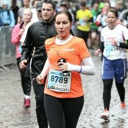 The 25th Lattelecom Riga marathon - Ināra Rukmane (8789)