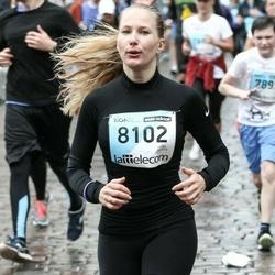 The 25th Lattelecom Riga marathon - Solvita Melnikova (8102)