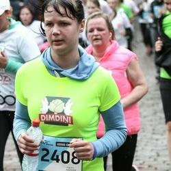 The 25th Lattelecom Riga marathon - Anda Grīnvalde (12408)