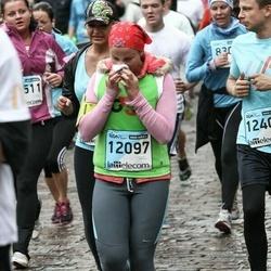 The 25th Lattelecom Riga marathon - Kristīne Biļēviča (10397)