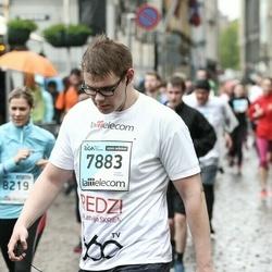 The 25th Lattelecom Riga marathon - Artūrs Sudarevs (7883)