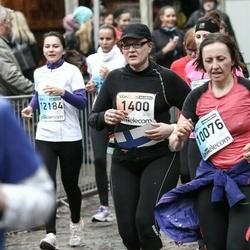 The 25th Lattelecom Riga marathon - Tanja Koskela (1400)