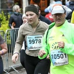 The 25th Lattelecom Riga marathon - Anna Sakne (9978)