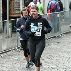 The 25th Lattelecom Riga marathon - Tiina Bollström (8603)