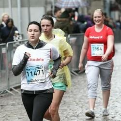 The 25th Lattelecom Riga marathon - Santa Blumberga (11471)
