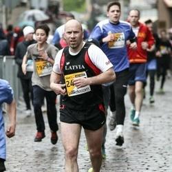 The 25th Lattelecom Riga marathon - Dzintars Ķesteris (24416)