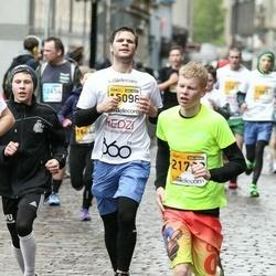 The 25th Lattelecom Riga marathon - Krišjānis Lējējs (21700)
