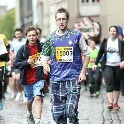 The 25th Lattelecom Riga marathon - Aigars Romulis (15003)