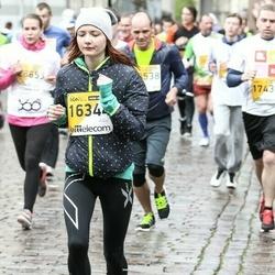The 25th Lattelecom Riga marathon - Agnese Jermaka (16344)