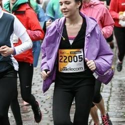 The 25th Lattelecom Riga marathon - Emīlija Aleksandra Verhoustinska (22005)