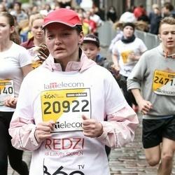 The 25th Lattelecom Riga marathon - Inna Bobova (20922)