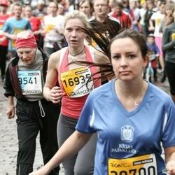 The 25th Lattelecom Riga marathon - Evija Šēfere (16935)