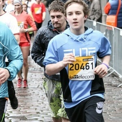 The 25th Lattelecom Riga marathon - Evan Wade (20461)