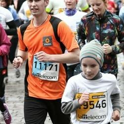 The 25th Lattelecom Riga marathon - Emīls Ārmanis (11171)