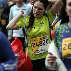 The 25th Lattelecom Riga marathon - Agnese Kravcenko (24820)