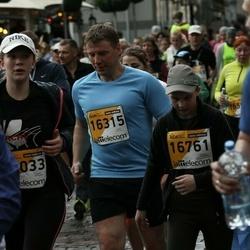 The 25th Lattelecom Riga marathon - Ivo Līdums (16315), Estere Mancevica (16761)