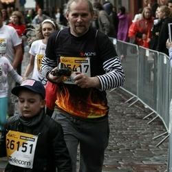 The 25th Lattelecom Riga marathon - Aigars Poga (25417)