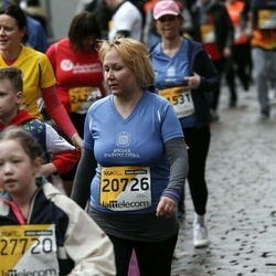 The 25th Lattelecom Riga marathon - Sņežana Pavlova (20726)