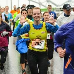 The 25th Lattelecom Riga marathon - Aija Rulle (352)