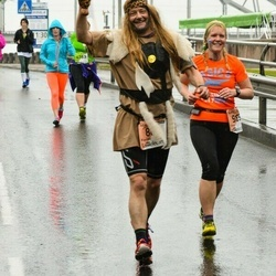 The 25th Lattelecom Riga marathon - Forrest Gump (863)
