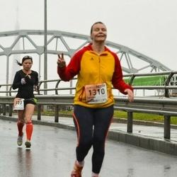 The 25th Lattelecom Riga marathon - Sarmite Cirule (1310), Angelane Eng (1377)