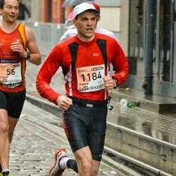 The 25th Lattelecom Riga marathon - Aigars Kalnups (1184)