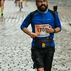 The 25th Lattelecom Riga marathon - Andris Lejnieks (1705)
