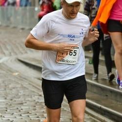 The 25th Lattelecom Riga marathon - Emīls Gailis (1165)