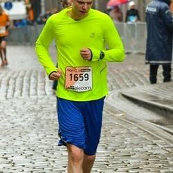 The 25th Lattelecom Riga marathon - Alvis Vītols (1659)